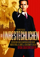 The Untouchables - German Movie Cover (xs thumbnail)