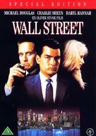 Wall Street - Danish DVD movie cover (xs thumbnail)