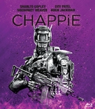 Chappie - Czech Movie Cover (xs thumbnail)