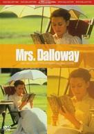 Mrs. Dalloway - German Movie Cover (xs thumbnail)