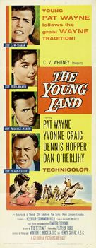 The Young Land - Movie Poster (xs thumbnail)