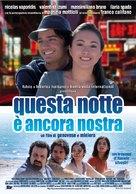 Questa notte è ancora nostra - Italian Movie Poster (xs thumbnail)