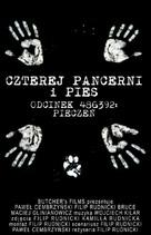 """Czterej pancerni i pies"" - Polish Movie Cover (xs thumbnail)"