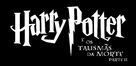 Harry Potter and the Deathly Hallows: Part II - Portuguese Logo (xs thumbnail)