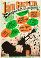 Jam Session - Swedish Movie Poster (xs thumbnail)