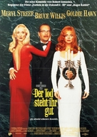 Death Becomes Her - German Movie Poster (xs thumbnail)