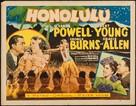 Honolulu - Movie Poster (xs thumbnail)