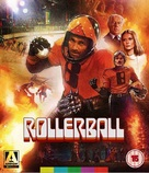 Rollerball - British Blu-Ray movie cover (xs thumbnail)