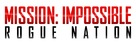 Mission: Impossible - Rogue Nation - Logo (xs thumbnail)