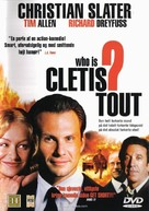 Who Is Cletis Tout - Danish DVD cover (xs thumbnail)