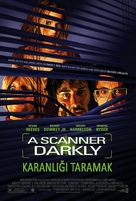 A Scanner Darkly - Turkish Movie Poster (xs thumbnail)