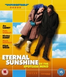 Eternal Sunshine of the Spotless Mind - British Blu-Ray movie cover (xs thumbnail)