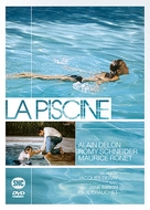 La piscine - French Movie Poster (xs thumbnail)