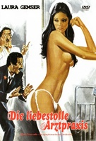 L'infermiera di campagna - German DVD movie cover (xs thumbnail)
