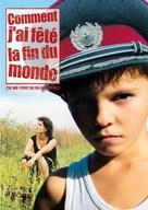 Cum mi-am petrecut sfarsitul lumii - French Movie Poster (xs thumbnail)