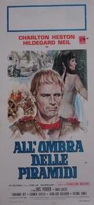 Antony and Cleopatra - Italian Movie Poster (xs thumbnail)
