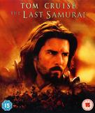 The Last Samurai - British Blu-Ray movie cover (xs thumbnail)