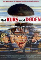 Death Ship - Danish Movie Poster (xs thumbnail)