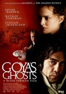 Goya's Ghosts - Dutch Movie Poster (xs thumbnail)