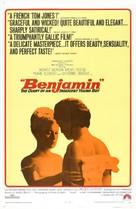 Benjamin ou Les mémoires d'un puceau - Movie Poster (xs thumbnail)
