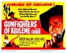 Gunfighters of Abilene - Movie Poster (xs thumbnail)