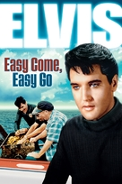 Easy Come, Easy Go - DVD movie cover (xs thumbnail)