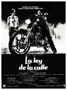 Rumble Fish - Spanish Movie Poster (xs thumbnail)