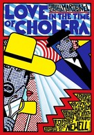 Love in the Time of Cholera - Polish Movie Poster (xs thumbnail)