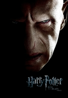 Harry Potter and the Deathly Hallows: Part I - Italian Movie Poster (xs thumbnail)