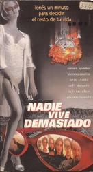 2 Days in the Valley - Argentinian VHS movie cover (xs thumbnail)