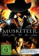 The Musketeer - German DVD cover (xs thumbnail)