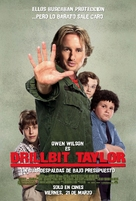 Drillbit Taylor - Mexican Movie Poster (xs thumbnail)