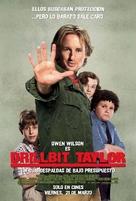 Drillbit Taylor - Mexican Movie Poster (xs thumbnail)