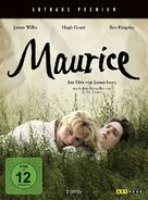Maurice - German DVD cover (xs thumbnail)