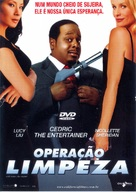 Code Name: The Cleaner - Brazilian poster (xs thumbnail)