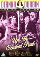 Up in Central Park - British DVD cover (xs thumbnail)