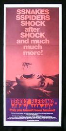 Deadly Blessing - Australian Movie Poster (xs thumbnail)