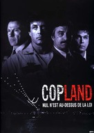 Cop Land - French VHS movie cover (xs thumbnail)