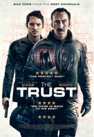 The Trust - British Movie Poster (xs thumbnail)