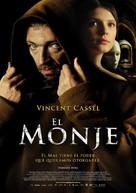 Le moine - Spanish Movie Poster (xs thumbnail)
