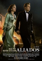 Allied - Spanish Movie Poster (xs thumbnail)