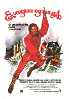 Swashbuckler - Spanish Movie Poster (xs thumbnail)