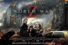 World War Z - Italian Movie Poster (xs thumbnail)
