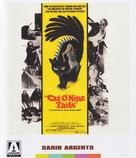 Il gatto a nove code - British Movie Cover (xs thumbnail)
