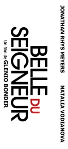 Belle du Seigneur - French Logo (xs thumbnail)