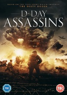 D-Day Assassins - British Movie Cover (xs thumbnail)