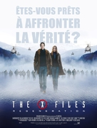 The X Files: I Want to Believe - French Movie Poster (xs thumbnail)