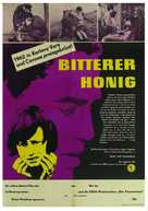 A Taste of Honey - German Movie Poster (xs thumbnail)