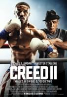 Creed II - Polish Movie Poster (xs thumbnail)