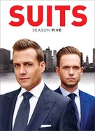 """Suits"" - DVD movie cover (xs thumbnail)"